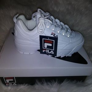 Kids Fila Sneakers